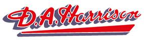 DA Harrison logo