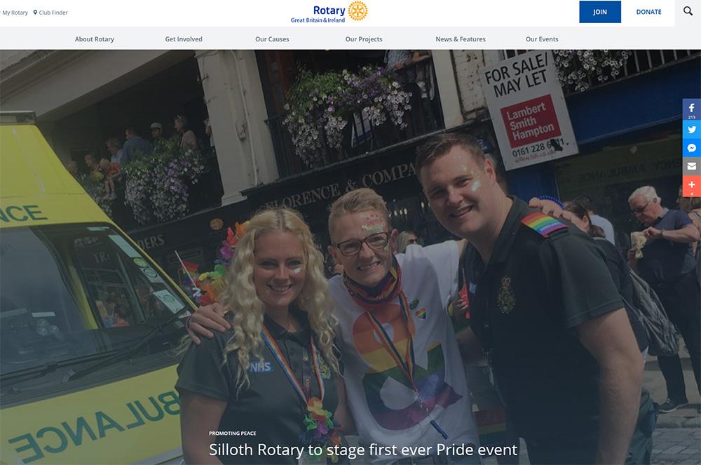 Rotary Website 2019