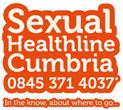 Sexual Healthline Cumbria logo